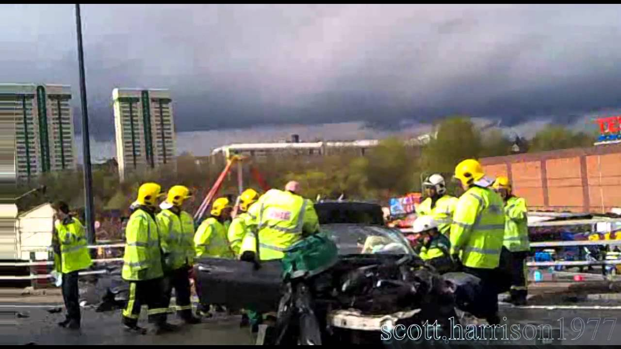Car Accident Stockport