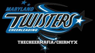 Maryland Twisters F5 2013 music