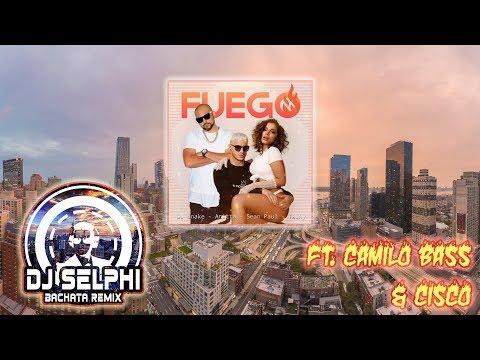 DJ Snake, Sean Paul, Anitta ft. Tainy - Fuego (DJ Selphi bachata ft Camilo Bass, Cisco)
