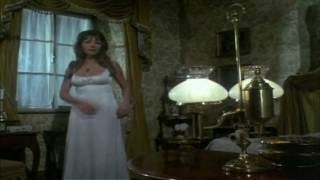 The Vampire Lovers - Carmilla & Mme Perrodot Lesbian Love Scene