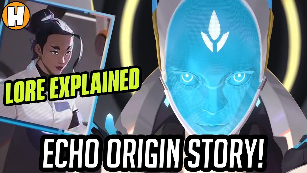 Download Overwatch - ECHO Origin Story - 5 Lore Learnings! | Hammeh