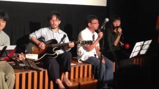 演奏:杉本拓、田中淳一郎、しのっぺん、黒川幸則 歌:鈴木卓爾、佐伯美...