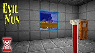 В проект добавлен лом и дверь в бункер | Minecraft Evil Nun
