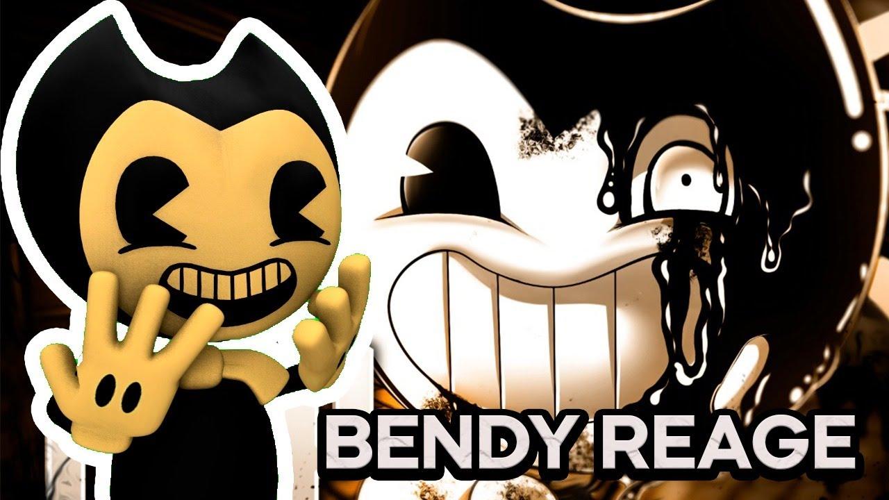BENDY REAGE - Rap do Bendy - O DEMÔNIO DE TINTA |Dublado PT/BR|