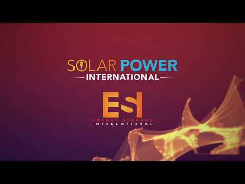 Solar Power International & Energy Storage International 2017
