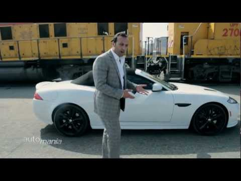 Auto Mania Episode 2 Jaguar E Type and XKR