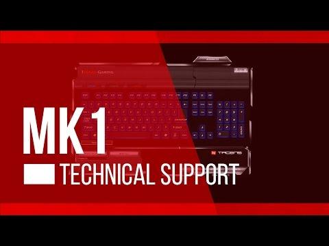 Mars Gaming MK1 Αγγλικό US