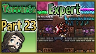 Terraria Expert Mode 1.3.5 Gameplay - Part 23 - Let's Play Walkthrough