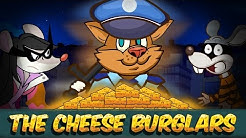 The Cheese Burglars - Mobile Slot Game - CasinoWebScripts