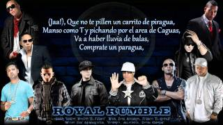 Los Benjamins - Royal Rumble