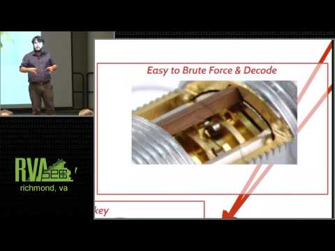 RVASec 2014: How to Make a Lock