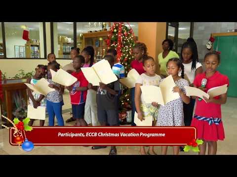 Christmas Carolling, ECCB Christmas Vacation Programme