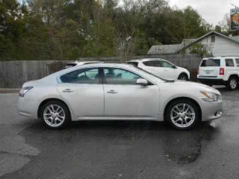 2014 nissan maxima pensacola fl youtube for Frontier motors pensacola fl