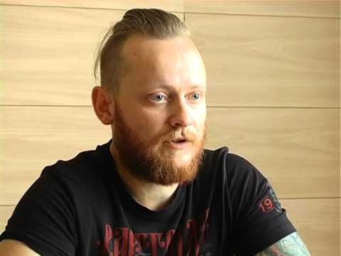Интервью с председателем молодежной думы А. Гайдуком