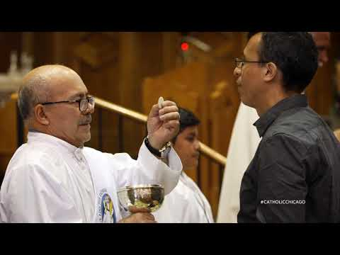 New Deacons for Archdiocese of Chicago