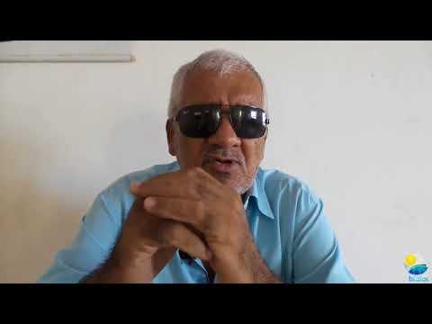 Entrevista com o Presidente da Associação dos Moradores bairro Vila Verde