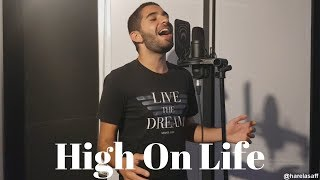 Martin Garrix feat. Bonn - High On Life (Cover By Harel Asaf) Style Of Bonn