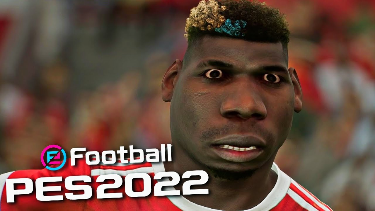 Download PLAYING PES eFOOTBALL 2022 AGAIN