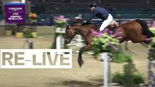 RE-LIVE | Del Mar | Longines FEI Jumping World Cup™ 2019 NAL | Grand Prix Qualifier thumbnail