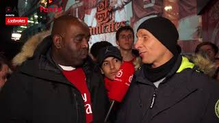Arsenal 3-1 AC Milan   Wenger's Job Was On The Line When Welbeck Took His Penalty! (Lee Judges)