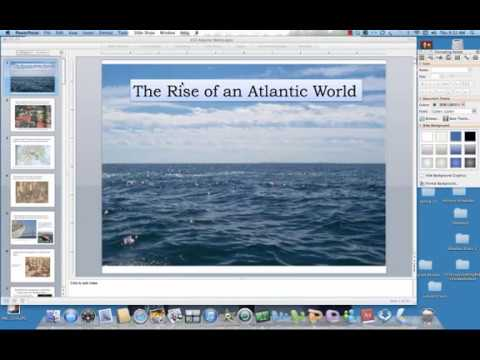 Atlantic World, part 1