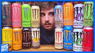 Monster dall'AMERICA! - Taste Test