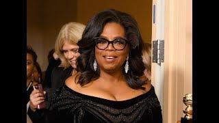 Oprah For President??
