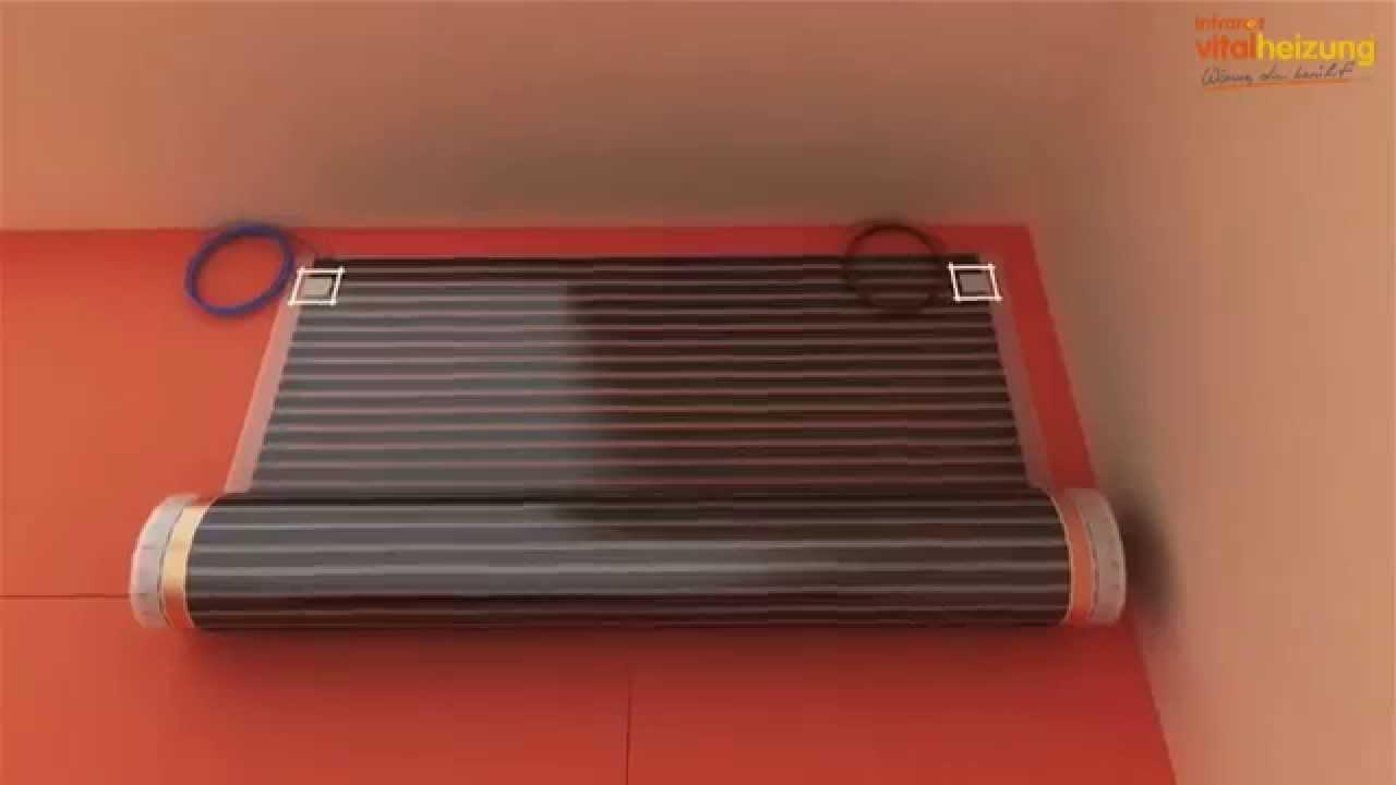 Infrarotheizung Fußboden Fliesen ~ Infrarotheizungen strahlheizplatten als bildheizung haus
