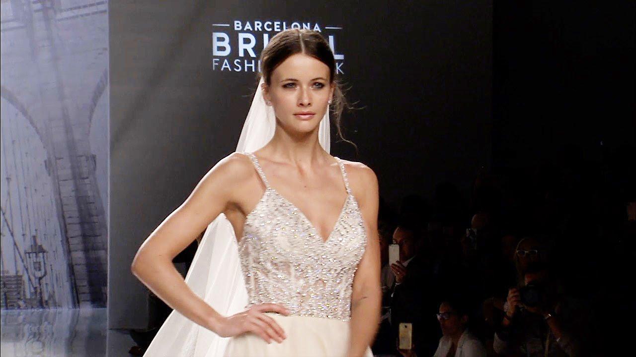 Morilee Madeline Gardner | Barcelona Bridal Fashion Week 2017 ...
