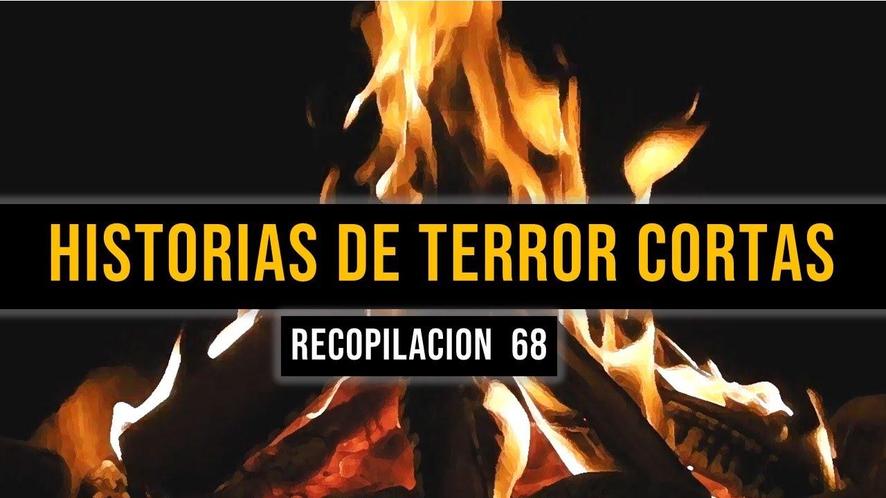 Historias De Terror Cortas Vol. 68 (Relatos De Horror)