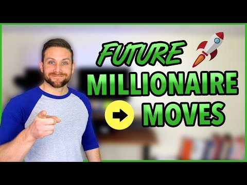Smart Money Moves To Become A Millionaire - Money Advice
