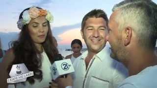 Fejesa e Burim Hoxhes me Dafina Xhemajli ne hotelin Adam & Eva ne Antali 21.06.2015