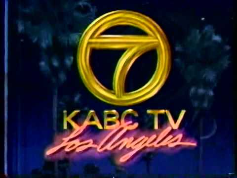 KABC  Los Angeles Channel 7 Eyewitness news introduction at 11 pm