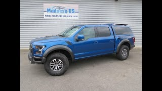Ford F150 Raptor SuperCrew GPL 2018