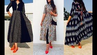 New Office Wear Kurta Designs/Latest College Wear Kurta Designs Idea/Kurti/Salwar Suit Designs