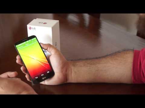 LG Optimus G2, completo análisis en español