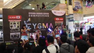 Live performances at Zygma Dance Cover Competition as Special Perfo...