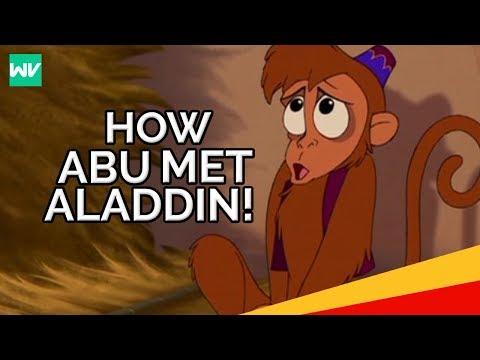 Abu's Backstory! - How He Met Aladdin: Discovering Disney