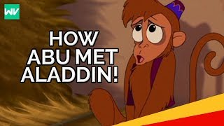 Abu's Backstory! - How He Met Aladdin: Discovering Disney