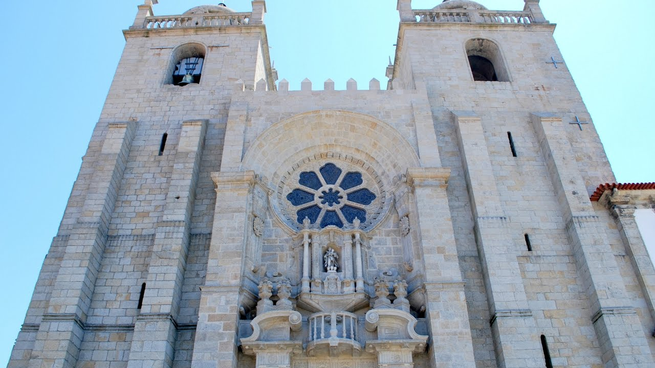 Image result for porto cathedral north tower pictures
