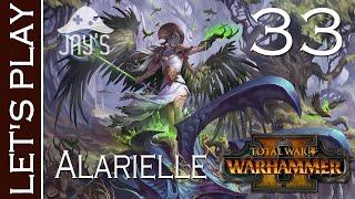 [FR] Total War Warhammer 2 - The Queen & The Crone - La Reine Éternelle - Épisode 33