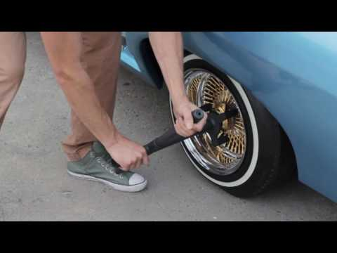 vote no on ool low rider car knockoff removal tool demonstration video