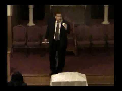 Pastor 10-19-07 TDC pt1