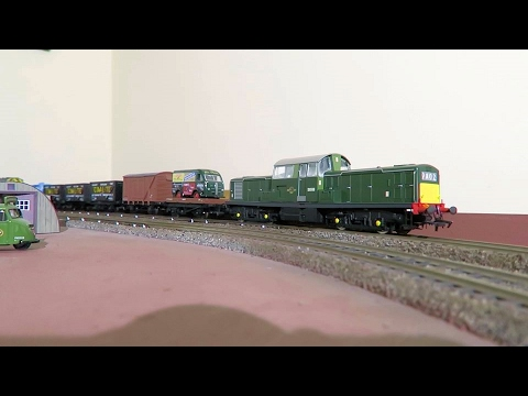 BR Class 17 Clayton  Model locomotive by Heljan