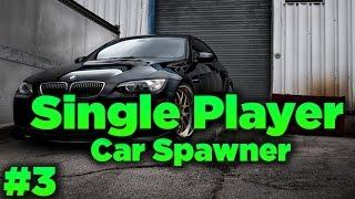 Gta San Andreas #3 - Araba Çıkartma - Car Spawner Mod