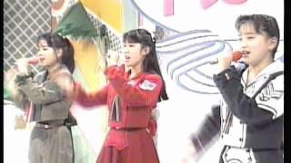 1989.12.6リリース ribbonデビューシングル.