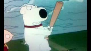 i griffin the bird is a word (distruzione by stewie e braian) ahahah