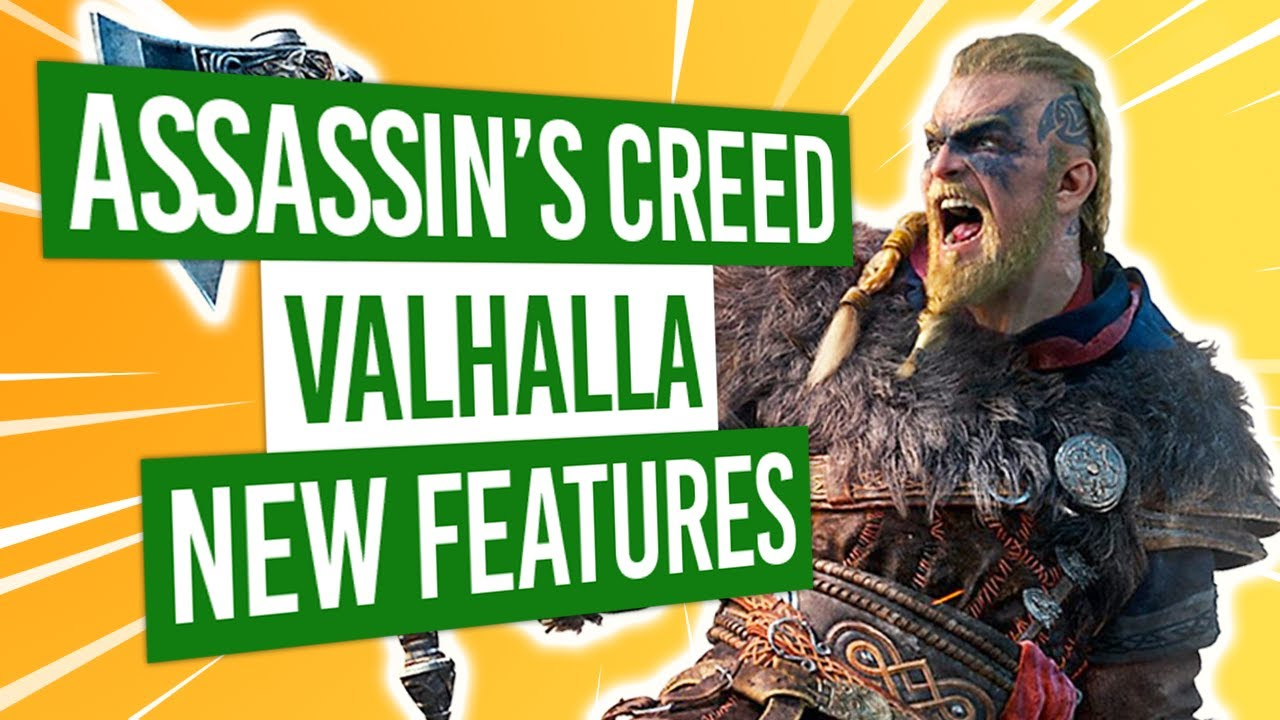 Assassin's Creed Valhalla GAMEPLAY | ASSAULT + Other NEW Features