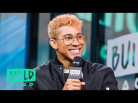 Keiynan Lonsdale Talks About The CW Series,