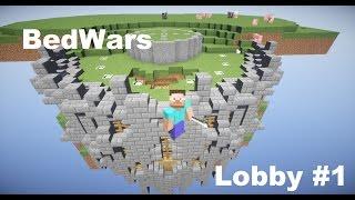 как создать свой BedWars сервер! Часть 1, строим LOBBY!